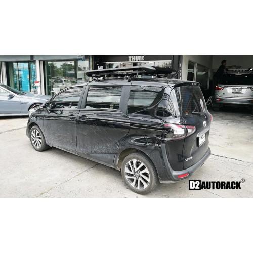 แร็คหลังคา Toyota Sienta โตโยต้า เซียนต้า  RoofRack
