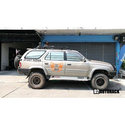 แร็คหลังคา Toyota Sport Rider โตโยต้า สปอร์ตไรเดอร์  RoofRack