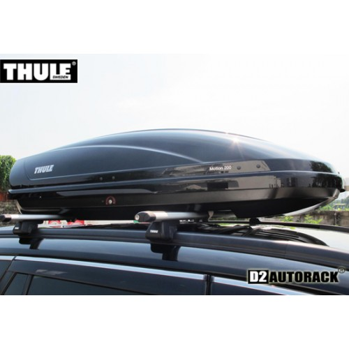roofbox thule motion. Black Bedroom Furniture Sets. Home Design Ideas